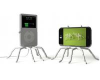"""Spider Fix универсальный держатель паук для смартфонов от 3.5"""" до 6"""" дюймов"""