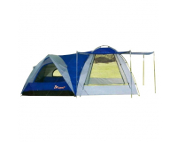 Lanyu 1706 Палатка четырехместная кемпинговая + кухня-шатер