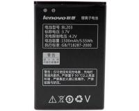 Аккумулятор Lenovo BL203 1500mAh 3.7V