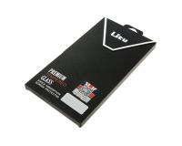 Защитное стекло Litu glass для iPhone 5 5S c олеофобным покрытием