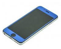Защитное стекло Litu для iPhone 6 Plus двухстороннее цветное c олеофобным покрытием