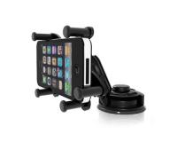 """Lovit 4D (Smartphone Dash) универсальный автодержатель на торпеду или стекло до 4,8"""" дюйма"""