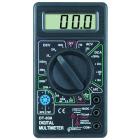 Мультиметр цифровой - электроизмерительный прибор (вольтметр, амперметр и омметр).