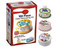"""Набор для украшения торта """"Кондитер"""" 100 Piece Cake Decoration Kit"""