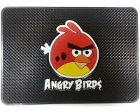 Резиновый коврик на торпеду Angry Birds