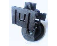 Крепление (дежатель) для видеорегистратора на присоске на защелке 50359