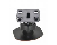 Крепление (держатель) для видеорегистратора в машину на липучке 3М с защелками