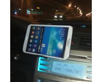 """Автомобильный держатель для планшета в воздуховод 7"""" дюймов"""