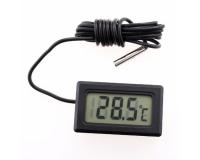 Digital Thermometer Термометр цифровой с выносным датчиком 1м
