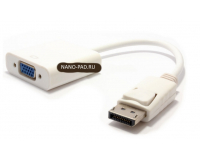 DisplayPort - VGA Переходник Конвертер