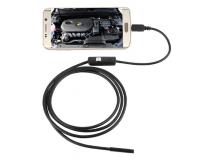 Usb Эндоскоп Цифровой для Телефона с Подсветкой длина:1.5 метра