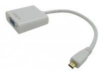 microHDMI -VGA Переходник Конвертер Адаптер