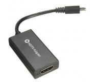 HDTV Адаптер, переходник HDMI - microUSB