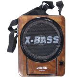 JR-9916U Громкоговоритель поясной c FM-радио и mp3