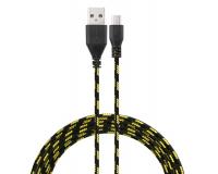 MicroUSB кабель для Android устройств Samsung длина 1.0м