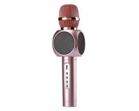 Magic Karaoke E103 Беспроводной караоке микрофон, розовый