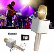 Tuxun Q7 Беспроводной караоке микрофон с колонкой