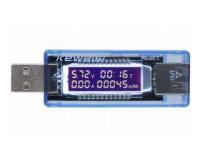 Тестер USB-порта Keweisi KWS-V20