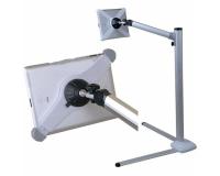 Kromax Satellite-100 Напольный держатель для планшета от 7 до 12 дюймов