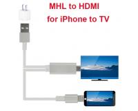Переходник HDMI для подключения iPhone к телевизору