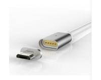 Магнитный Кабель USB - microUSB 1m