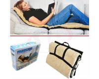 Микро компьютерный массажный матрас с ворсом Massage Mat