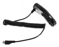 MicroUSB Charger 0.7A Автомобильное Зарядное Устройство в Прикуриватель