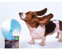 Портативный Мини Вентилятор microUSB для Android сматрфонов