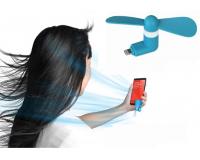 Портативный Мини Вентилятор для сматфонов iPhone