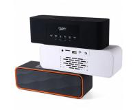 Musky DY 22 Портативная Bluetooth колонка с FM-радио и часами