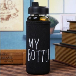 Бутылка My bottle 500 мл с чехлом