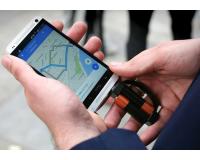 Nipper Брелок-зарядка для смартфона от пальчиковых батареек