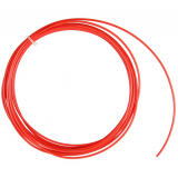 PLA пластик для 3D ручки 1,75 мм, красный, 10 м