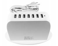 Сетевое зарядное устройство USB Power Adapter 7 USB 9.5A 5V