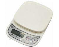 Весы кухонные электронные с чашей QZ-158, 5000г x 0.5г
