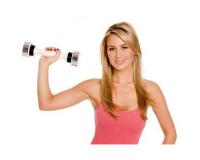 Гантеля тренажер для женщин Shake Weight (Шейк Уэйт)
