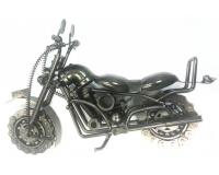 Сувенирный Мотоцикл из Болтов и Гаек