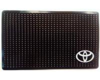 Коврик на торпеду (приборную панель) с логотипом Sticky Pad Toyota