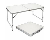 AMANKA Стол cкладной туристический для пикника, 120x60x55-70 см