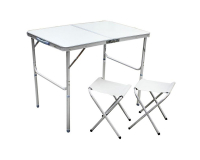 Folding Table Стол складной + 2 стула