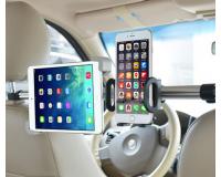Universal Car Headrest Mount Holder Duo держатель на подголовник для двух устройств