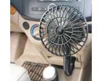Вентилятор в салон автомобиля от прикуривателя 12в