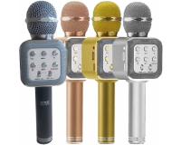 WSTER WS-1818 Беспроводной караоке микрофон с динамиком