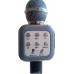 Wster WS-1818 Беспроводной Bluetooth караоке микрофон с динамиком