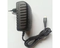 Блок питания, сетевой адаптер MicroUSB 2.0 Ампера - 5.0 Вольт