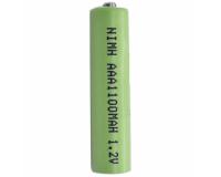 Батарея аккумуляторная Ni-Mh AAA 1100mAh 1.2В