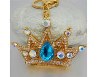 Брелок Blue Crystal Crown
