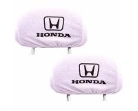Чехлы на подголовники Honda, 2 шт