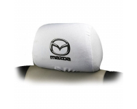 Чехлы на подголовники Mazda, 2 шт