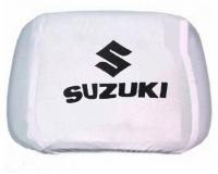Чехлы на подголовники Suzuki, 2 шт